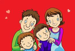 «Одна семья!» — скидка 10%  для двух и более членов одной  семьи за обучение на весь год!